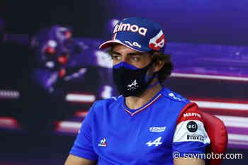 """Alonso: """"Si estuviera en Mercedes o Red Bull y ganase el otro... sería un volcán"""" - SoyMotor.com"""