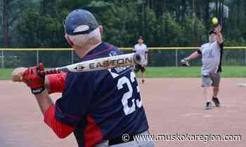 Play ball! Bracebridge men's slo-pitch league returns to the diamond - Muskoka Region News