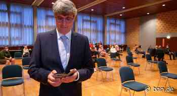 Enttäuschung bei Amtsinhaber Bürgermeisterwahl: Illingen geht am 25. Juli in den zweiten Wahlgang von Stefan Friedrich - BNN - Badische Neueste Nachrichten