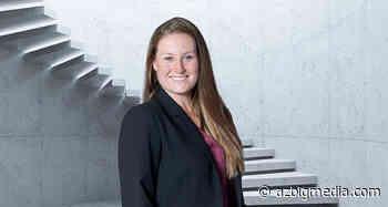 ARIZONA Most Influential Women: Lyndsey Fry, Arizona Coyotes AZ BIG MEDIA - AZ Big Media