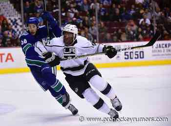 Los Angeles Kings, Arizona Coyotes Complete Minor Trade - prohockeyrumors.com