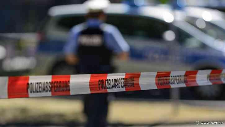 Germersheim: Mann sticht mit Messer auf Ehefrau ein - SWR