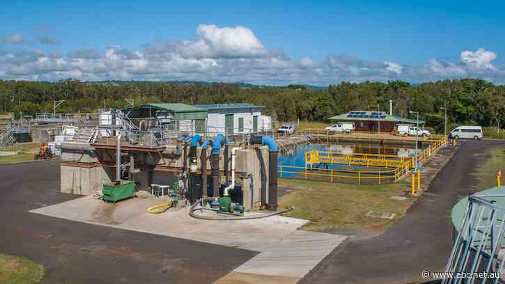Race to find source of COVID fragments in Byron Bay wastewater - ABC News