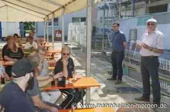 Baugenossenschaft Lampertheim errichtet 15 Sozialwohnungen - Lampertheim - Nachrichten und Informationen - Mannheimer Morgen
