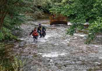 Nach Sturzflut im Erzgebirge: Vermisster aus Steinbach tot gefunden - Freie Presse
