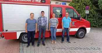 FFW Teuerting wählt neuen Vorstand - Region Kelheim - Nachrichten - Mittelbayerische