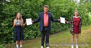 Schülerinnen freuen sich über Ehrung - Region Kelheim - Nachrichten - Mittelbayerische
