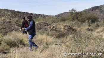 Sigue la búsqueda de Guadalupe, a once días de su desaparición - Télam
