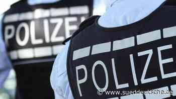 Schlafender an Ampel ruft Polizei auf den Plan - Süddeutsche Zeitung