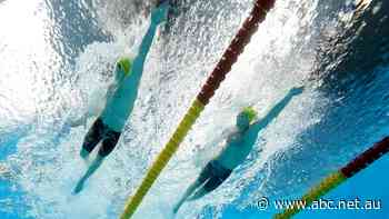 Live: Australia chasing Olympic gold in the pool