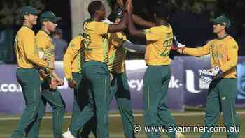 Proteas complete T20 sweep against Ireland - The Examiner