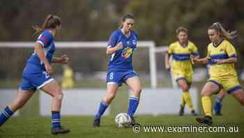 Launceston United win third straight Women's Super League fixture - The Examiner