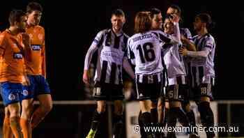 Launceston City win NPL Tasmania derby against Riverside Olympic - The Examiner