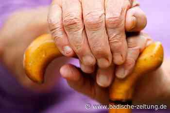 Waldkirch will Über-75-Jährige zu Hause besuchen und aktiv beraten - Waldkirch - Badische Zeitung