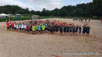 Beachhandball: Jugendturniere in Oyten und Verden - WESER-KURIER - WESER-KURIER