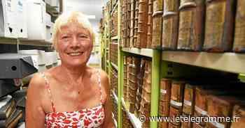 Geneviève Hamon ouvre une dernière fois ses archives… et celles d'Auray - Le Télégramme