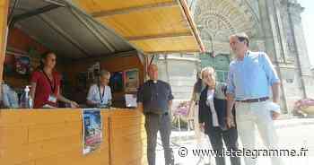 Le pardon de Sainte-Anne-d'Auray lundi, avec pass sanitaire - Le Télégramme