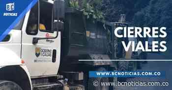 Este domingo se tendrán cierres viales en Palestina - BC NOTICIAS - BC Noticias
