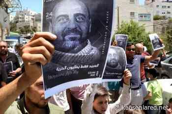 La Autoridad Palestina y la represión. Una colaboración eficiente y mortal - kaosenlared.net