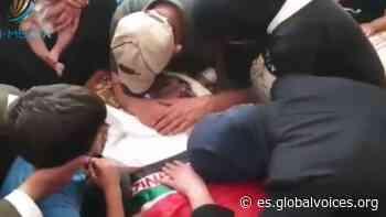 Nizar Banat: Autoridad Palestina asesina a la voz de la verdad - Global Voices en español