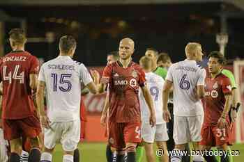 Toronto FC holds on to defeat Chicago Fire 2-1