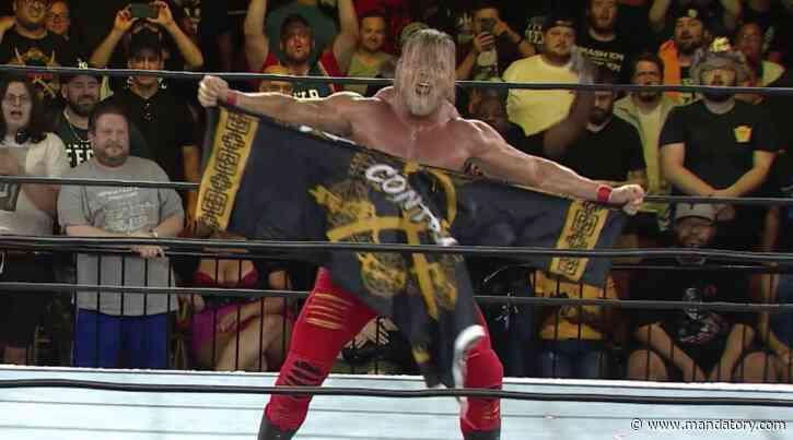 Alexander Hammerstone Wins MLW Battle Riot III