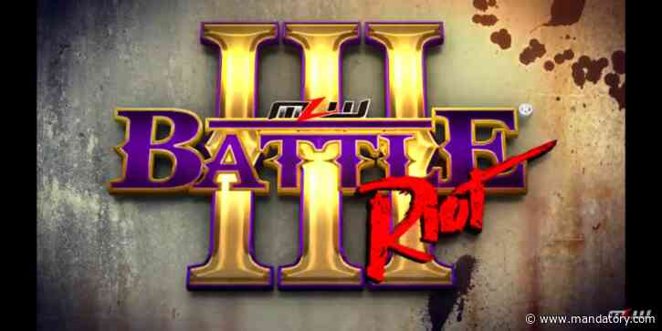Complete MLW Battle Riot III Results; Order Of Entries & Eliminations