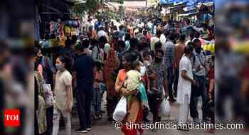 Coronavirus live updates: India reports 39,742 new Covid cases and 535 deaths in 24 hrs - Times of India