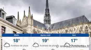Météo Amiens: Prévisions du dimanche 25 juillet 2021 - 20minutes.fr