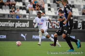 Amiens tombe d'entrée contre Auxerre - Le Courrier picard