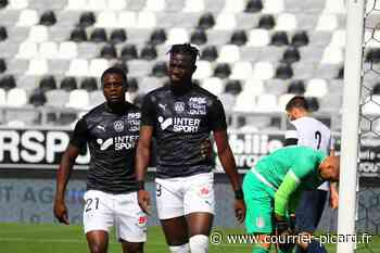 Amiens SC: Tolu absent de la feuille de match, Jack Lahne titulaire contre l'AJ Auxerre - Le Courrier picard