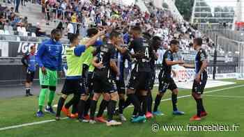 Ligue 2 (J1) - Une AJA à réaction l'emporte à Amiens (2-1) et gagne enfin en 1ère journée ! - France Bleu