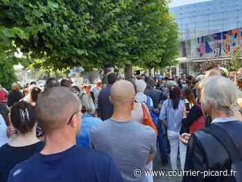 Les anti-vaccin de retour samedi 24 juillet à Amiens - Le Courrier picard