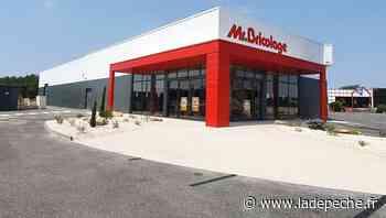 Villefranche-de-Rouergue : Mr Bricolage a déménagé route de Montauban - ladepeche.fr