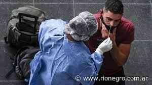 Otras 225 personas murieron y 11.136 se contagiaron de coronavirus en el país - Diario Río Negro
