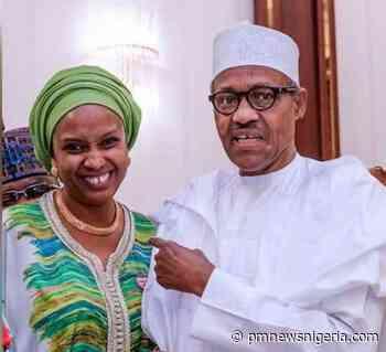 ICYMI: Buhari quietly sacks Hadiza Bala-Usman as NPA CEO - P.M. News