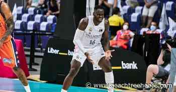 2021 NBA Draft scouting report: Usman Garuba - Peachtree Hoops
