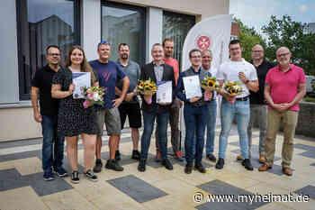 Ausbildung bei den Johannitern: Vier Notfallsanitäter bestehen Prüfung - Wunstorf - myheimat.de - myheimat.de