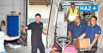 Hilfsgüter aus der Meer-Region sind auf dem Weg ins Hochwassergebiet - Hannoversche Allgemeine