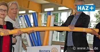 Rotariy Club Garbsen-Wunstorf fördert Kinderschwimmunterricht - Hannoversche Allgemeine