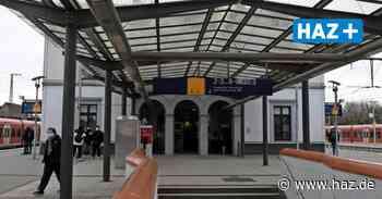 Bahnhof Wunstorf nach Unfall vorerst gesperrt - Hannoversche Allgemeine