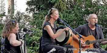 Wunstorf-Blumenau: 50 Zuhörer genießen Open Air des Vereins KRuG - Neue Presse