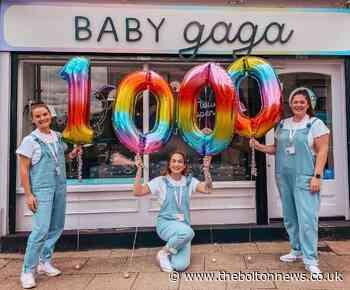 Baby Gaga: Bolton mum's launched business during coronavirus pandemic