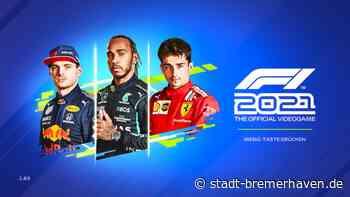 F1 2021 angespielt: Tolle Umsetzung des Formel-1-Zirkus - Caschys Blog