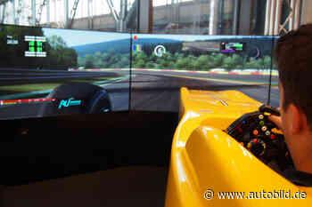 Racing Unleashed: Fahren wie ein Formel-1-Pilot - autobild.de