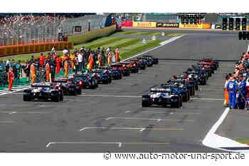 Formel 1: Verbesserungsvorschläge für Sprint   AUTO MOTOR UND SPORT - auto motor und sport