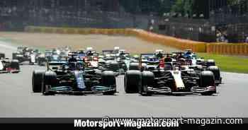 Formel 1, Mercedes fürchtet Red Bull: In Ungarn wieder stärker - Motorsport-Magazin.com
