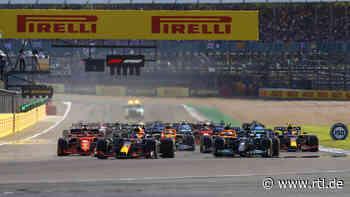Formel 1: Nächstes Sprintrennen für Großen Preis von Italien in Monza bestätigt - RTL Online