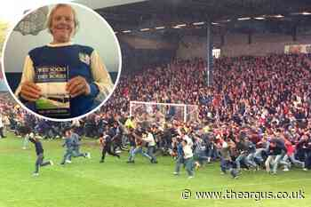 John Templeman to feature in book about the Goldstone Ground era