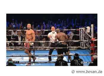 Joe Joyce stoppt Carlos Takam in Runde 6 - Boxen.de